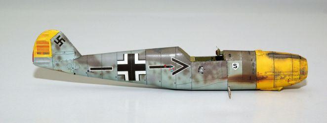 Bf-109 E-4/N Military Model 1/1999