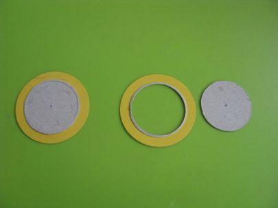 wykorzystujemy wewnętrzne koło z pierścienia to wyk. obręczy