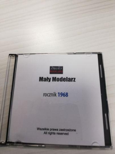 Zdjecie okładki płyty z MM rocznik1968