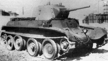 BT 7 1941 rok