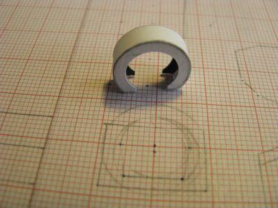 powstał już też prototyp elementu osłony łącznika przeniesienia napedu