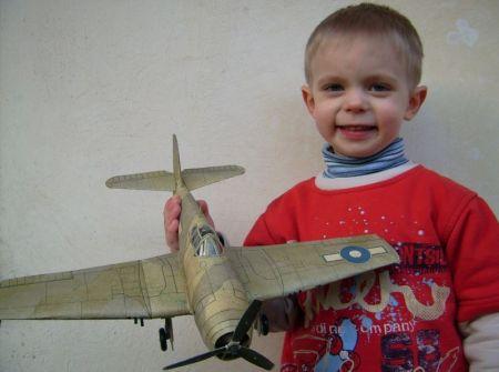 Samolot myśliwski Grumman F6F3 Hellcat