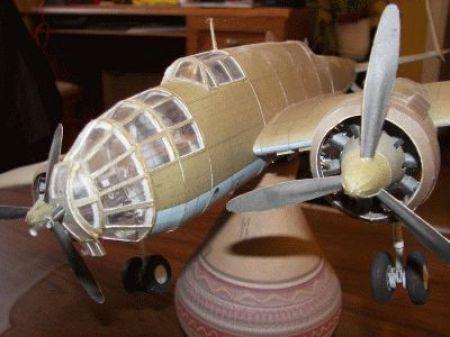 Samolot bombowy PZL P-37