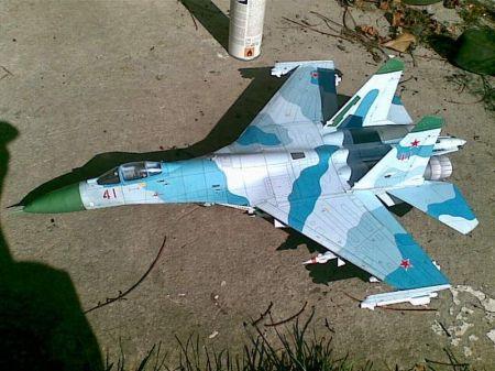 Suchoj Su-27B Flanker
