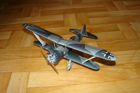 Henschel Hs-123 A-1 (1993)