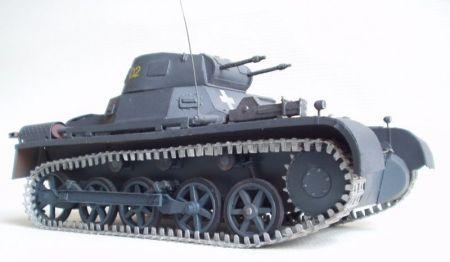 PzKpfw I ausf.A-Super model