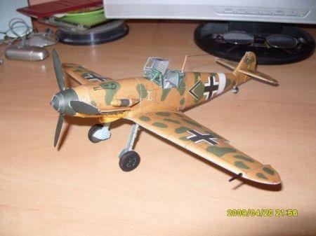 Messerschmitt Me 109G/trop