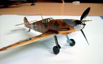 Messerschmitt Me-109G-2/trop