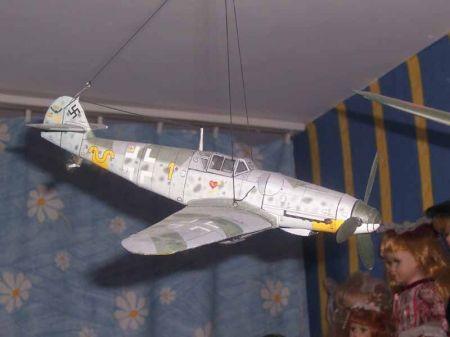 Messerschmitt 109G-6