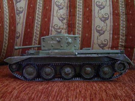 Mk.VIII Cromwell IV