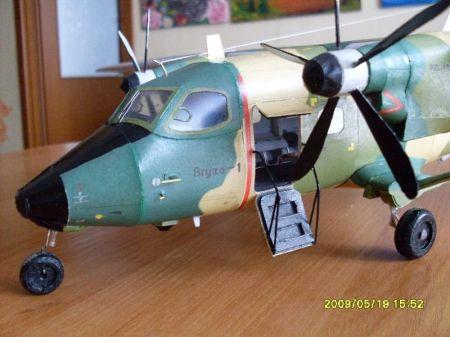 PZL M-28B BRYZA