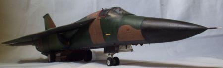 F 111 E   AARDVARK-FLY 106