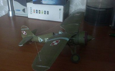 Samolot Myśliwski PZL P11c
