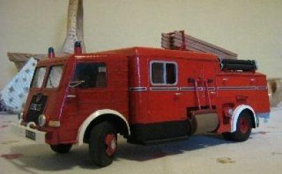 Wóz pożarniczy Star 25