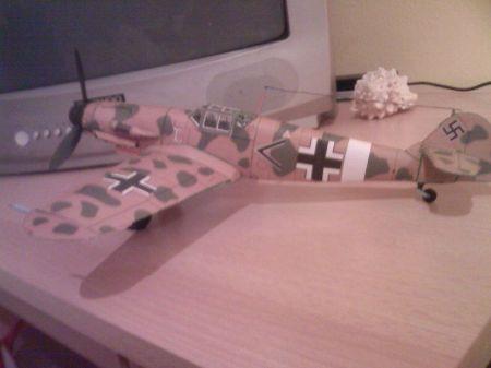 Messerschmitt Me 109G-2/Trop [MM]