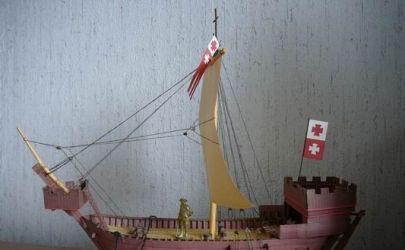 Koga elbląska z 1350 roku