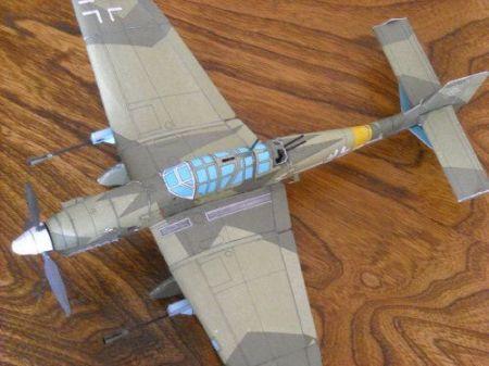 Junkers Ju 87 G-2 Stuka