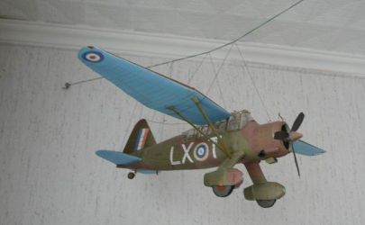 Westland Lysander Mk II