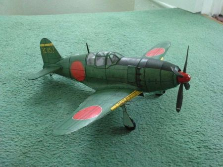Mitsubishi J2M3 Raiden MM3/84