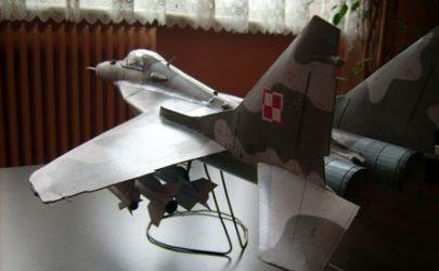 Samolot Myśliwski MiG - 29