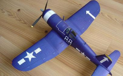 Chance-Vought F4U-1D Corsair