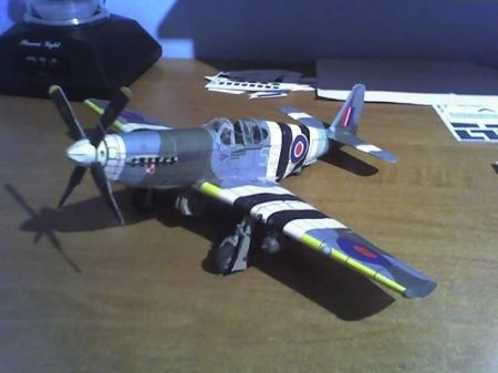 P51B Mustang