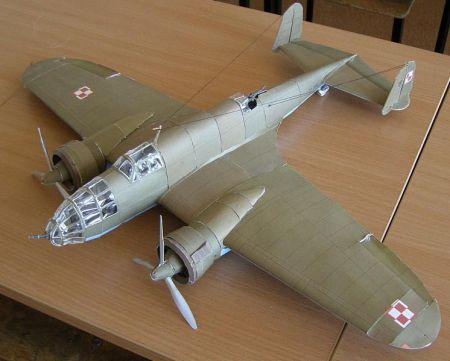 PZL P-37B Łoś