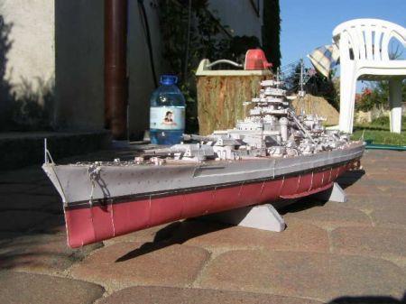 Pancernik ,,Bismarck