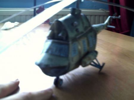 Śmigłowiec wielozadaniowy Mi-2