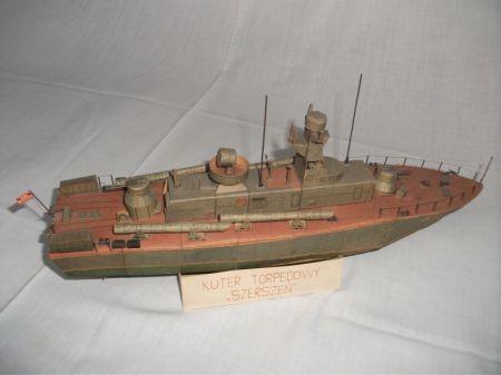 Kuter torpedowy  Szerszeń