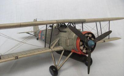 Samolot torpedowy Fairey Swordfish
