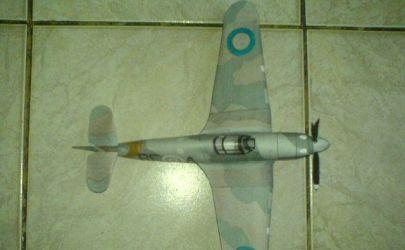 Samolot myśliwski Hawker Hurricane Mk. I