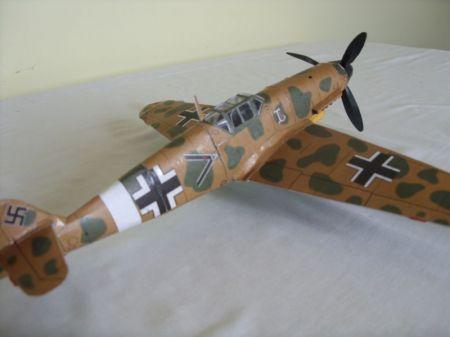 Me-109 G-2/Trop