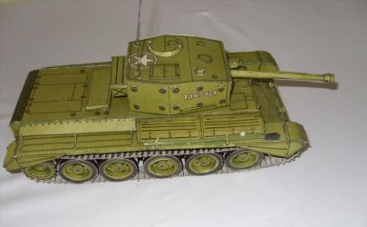 Czołg szybki Cromwell Mk VI