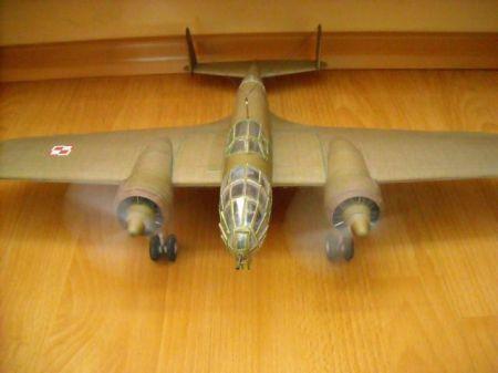 PZL P.37B Łoś
