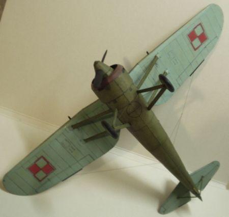 PZL P-11c  MM 8/86