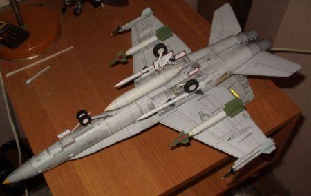 F/A 18 Hornet MM 10/11-1999