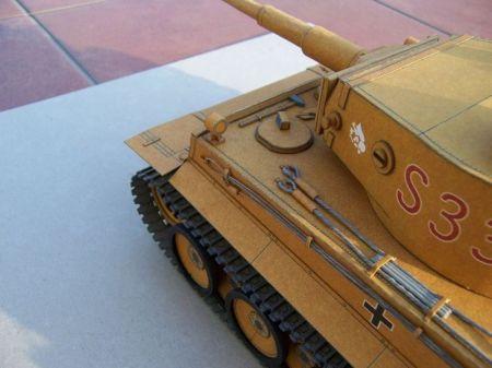 PzKpfw VI TIGER Ausf.H1