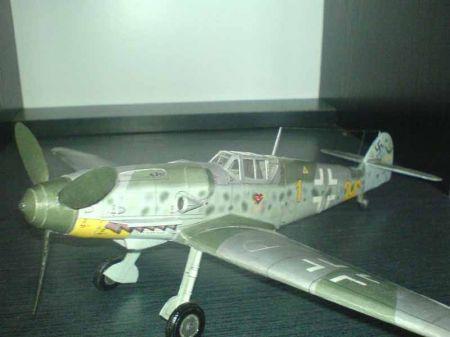 Me 109G