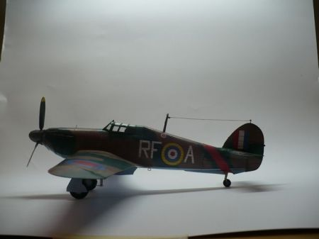 Hawker Hurricane MkI (MM-skan)