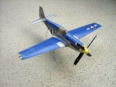 P 51C Mustang