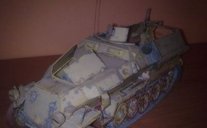 Sd.kfz 251/1