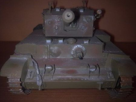 Brytyjski czołg szybki Cromwell IV