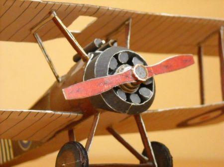 Samolot myśliwski z I wojny światowej Sopwith Camel