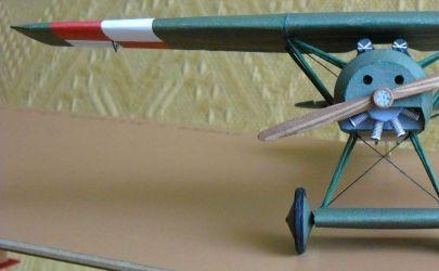 Samolot myśliwski Fokker E.V (D.VIII)