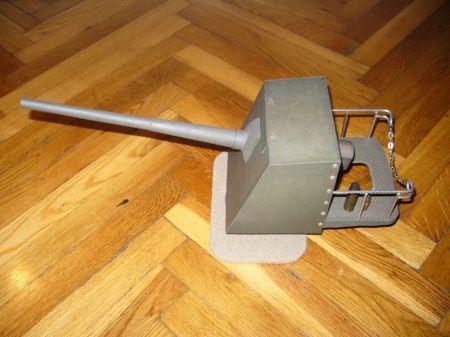BOFORS wz. 30 - Działo helskiej baterii cyplowej (GPM)