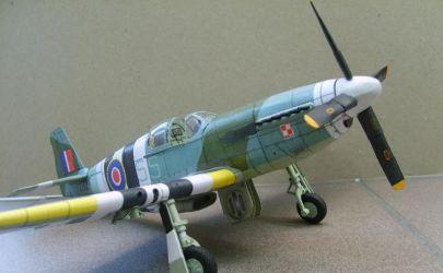 P-51B Mustang MM 1-2/03
