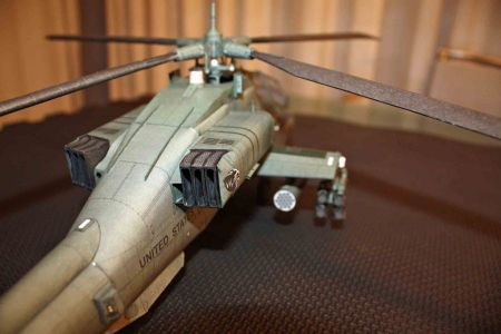 Apache AH-64A