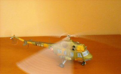 Śmigłowiec wielozadaniowy Mi 2