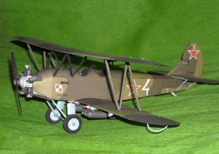 Polikarpow Po-2 LNB